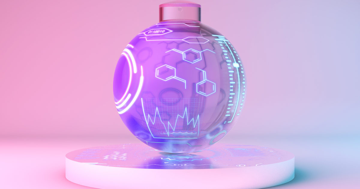 AI for Experiencing Perfume Scents