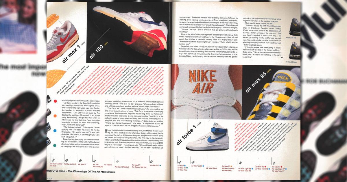 Nike News Apparel Archive