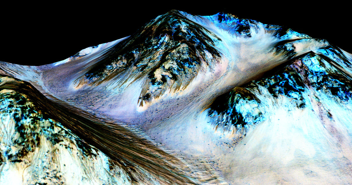 What could going to Mars do to your body?