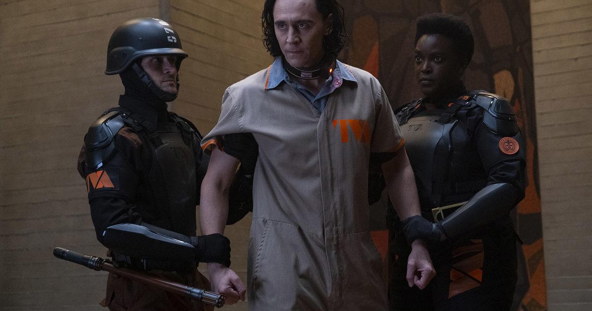 Loki's Wunmi Mosaku on imposter syndrome and wrestling Tom Hiddleston