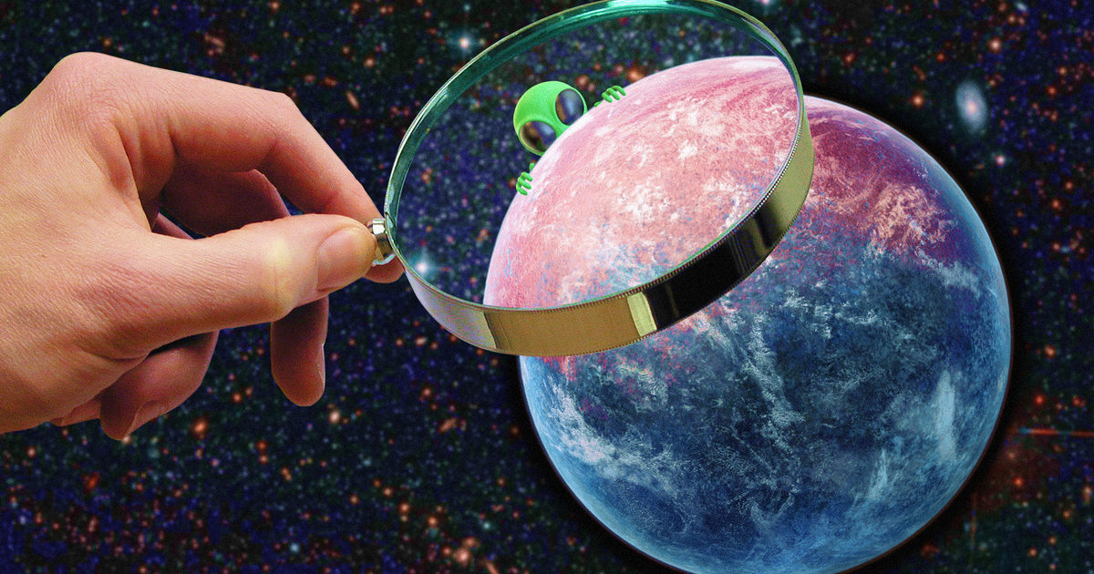 Meet the scientists who are still searching for E.T.