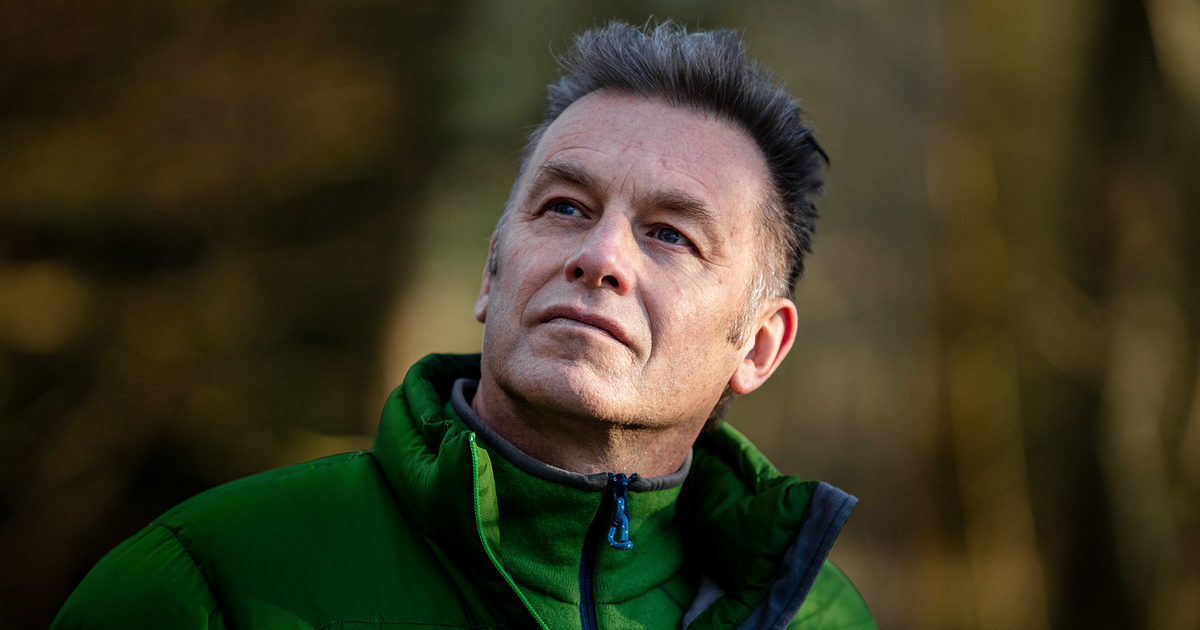 How nature helped Chris Packham understand his mental health